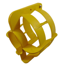 "9"" Outboard PropGuard 9.9-20 hp yellow propeller guard outboard boat engine - ssimarine"
