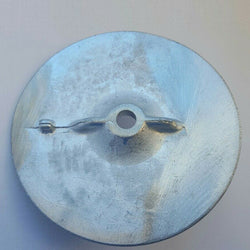 Trim tab anode for Mariner outboard 20hp 25hp 28hp 30hp 2 stroke 82795M Zinc