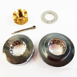 Prop hardware kit outboard Yamaha 40- 55hp spacer washer nut split pin