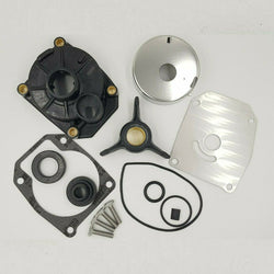 Water pump impeller kit for 40 45 48 50 HP Johnson Evinrude outboard '89-'05, 0433549