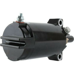 Starter Motor for Yamaha Outboard 40XWH 40HP, 66T-81800-02-00, 66T-81800-03-00