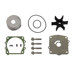 Water Pump Impeller Repair Kit for Yamaha 6N6-W0078-02 100HP, 115HP, 130HP - ssimarine