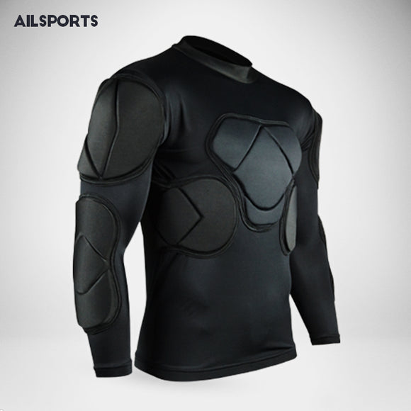 Safety Protection Soccer Goalkeeper Jersey