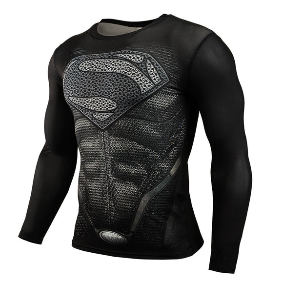 Men's Fitness Compression Shirt