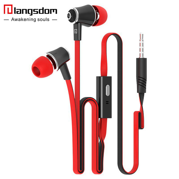 Langsdom High Quality Earbuds - Various colors
