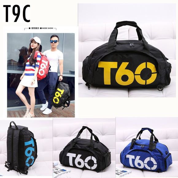 Multi-use Portable Shoulder Sports Bag for Gym, Backpack