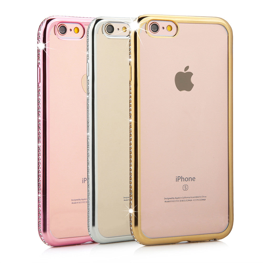 Rhinestone case for Iphone 6 Models