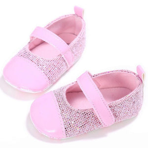 Sparkle princess - Baby Girls first walkers