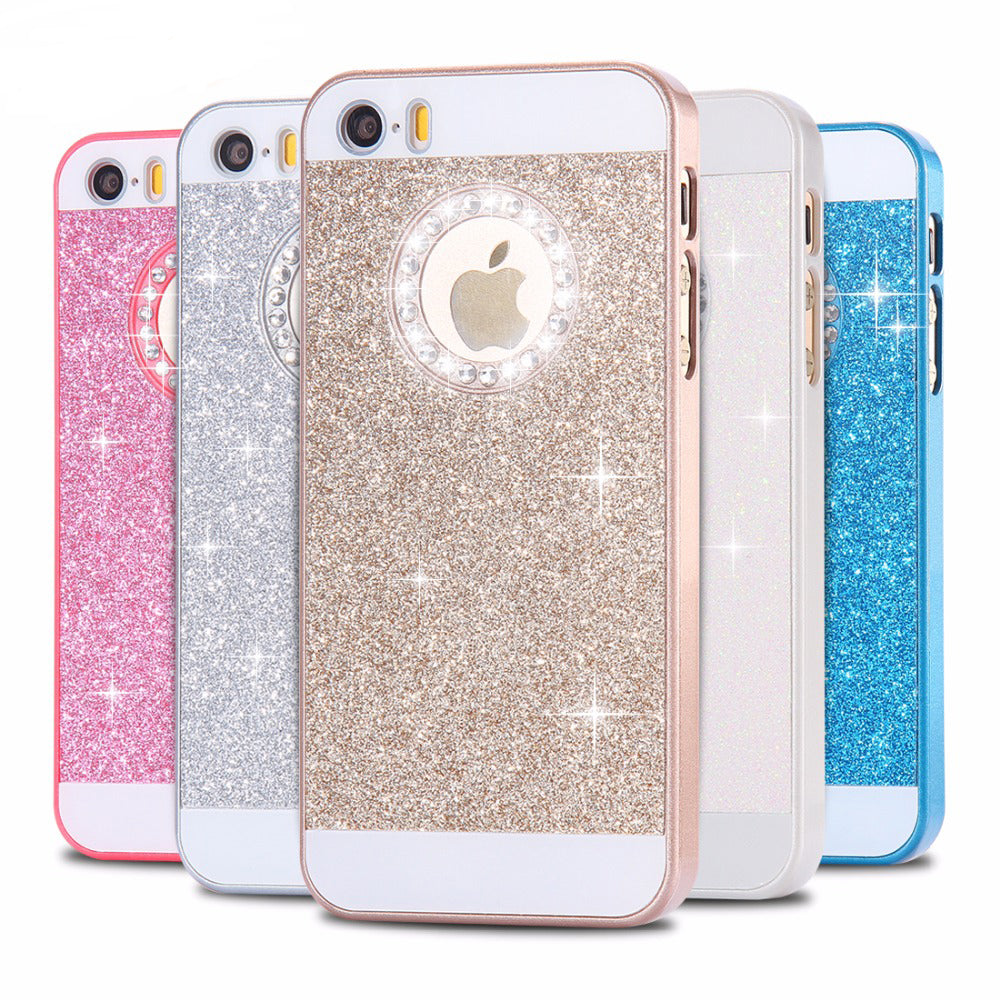 Iphone 5 and 5S bling phone cover