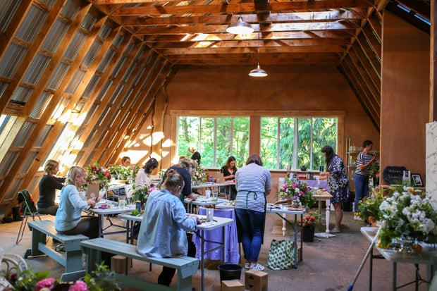 Private Group Workshop With Ingrid at Alchemy Farm for up to 6 - Great for Family/Friend Reunions and Corporate Retreats