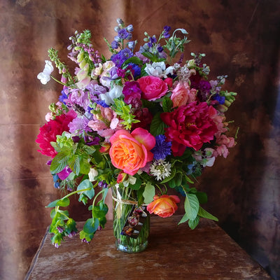 Mother's Day Alchemy Messenger Arrangement - Delivery May 8, 9 or 10