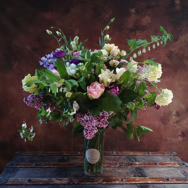 Gentle Love Seasonal Flower Arrangement