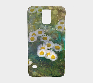 Feverfew iPhone and Samsung Case