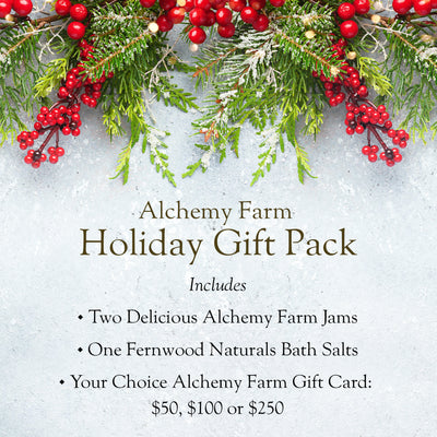 Alchemy Farm Gift Pack - Order by December 22nd for Delivery by Christmas