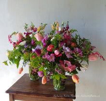 Private Flower One-to-One With Ingrid at Alchemy Farm ~ Gift Certificates Available!