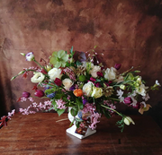 Luscious Garden Style Centerpieces for Special Occasions