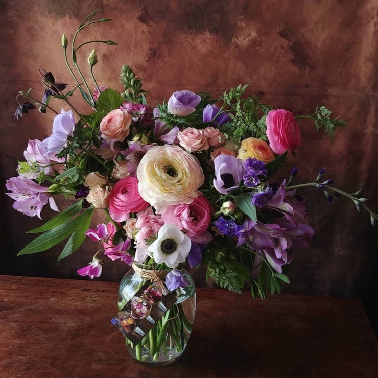 Large Seasonal Flower Arrangement