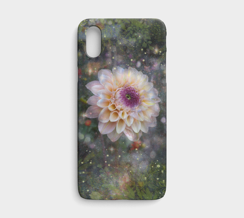Dahlia iPhone and Samsung Case