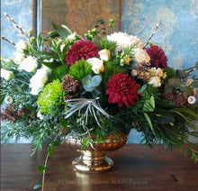 Workshop: Holiday Centerpiece at Alchemy Farm - December 19