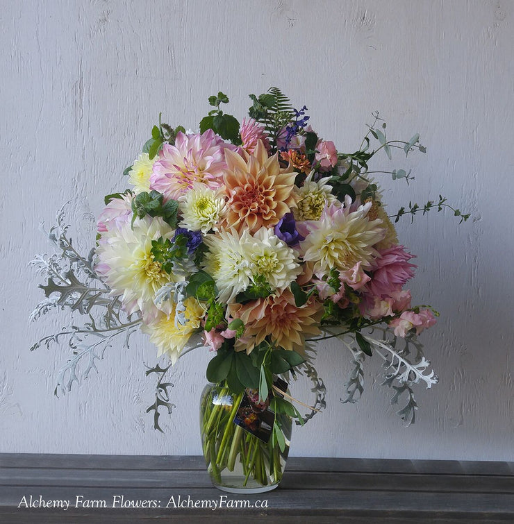 Solace Seasonal Floral Arrangement