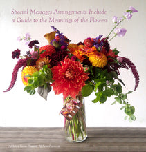 Special Messages Flower Arrangement