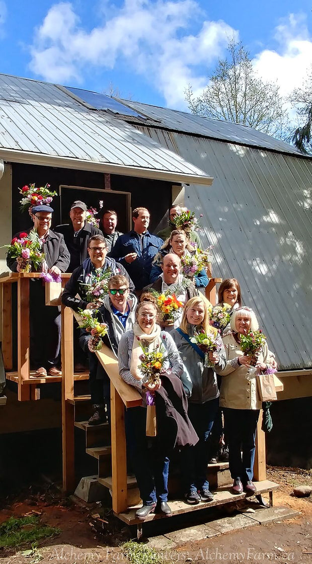 Gift Certificate: Group Flower Workshop