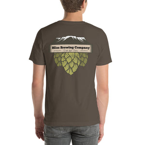 Bliss Brewing Company Short-Sleeve Unisex T-Shirt