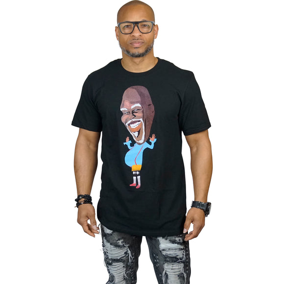 Mr. Brown Cartoon T-shirt