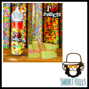 I VG Sweets DrumStick Shortfill 50ml E Liquid