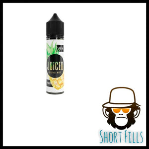 Juiced Pineapple Soda 50ml Short Fill E Liquid