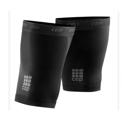 CEP Compression Dynamic+ Quad Sleeves Black