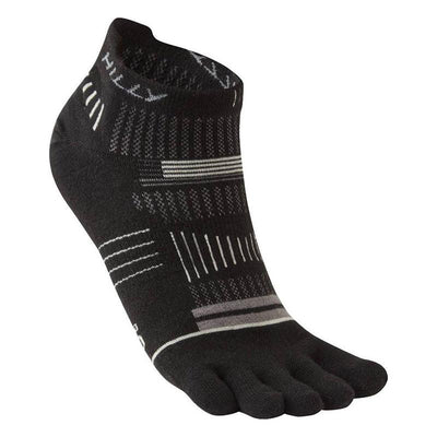 Hilly Socks Unisex Toe Running Socklet