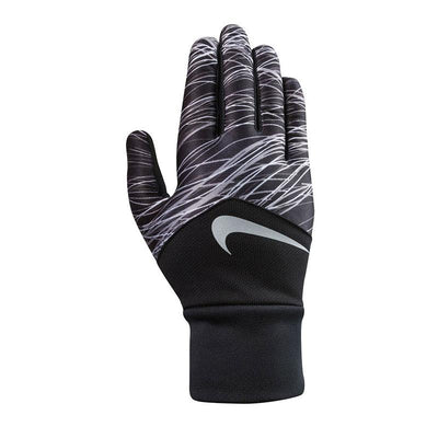 Nike Women's Printed Dri Fit Tempo Run Gloves