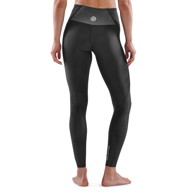 Skins Women's Series 3 Travel and Recovery Long Compression Tights