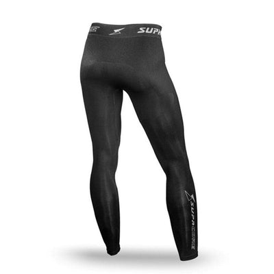 Supacore Men's Seamless Body Mapped Recovery Compression Leggings