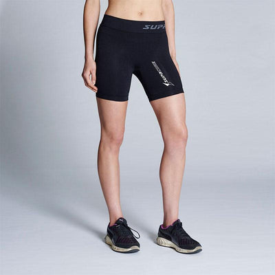 Supacore Women's Body Mapped Performance Training Compression Short