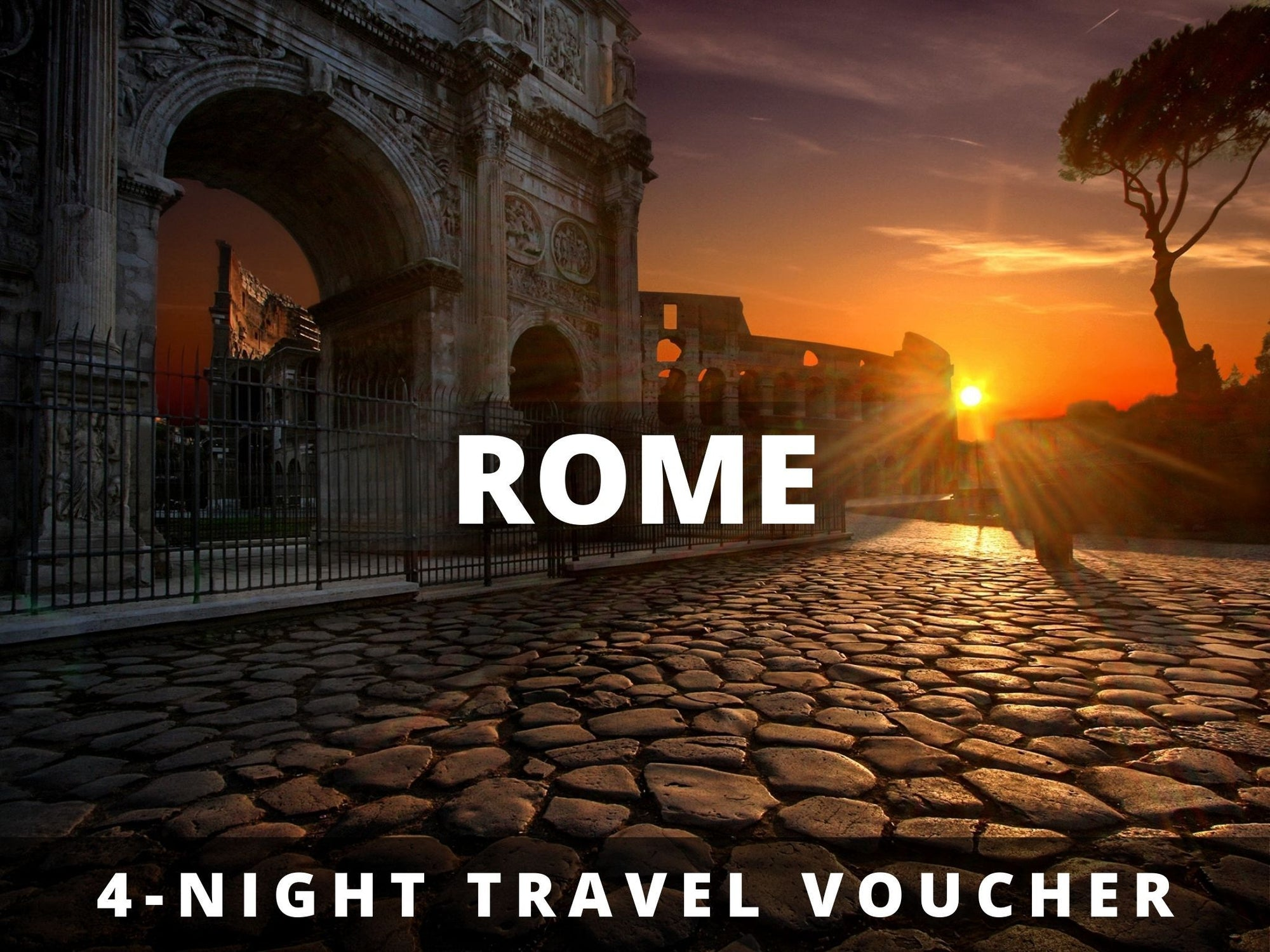 4 Nights in Rome