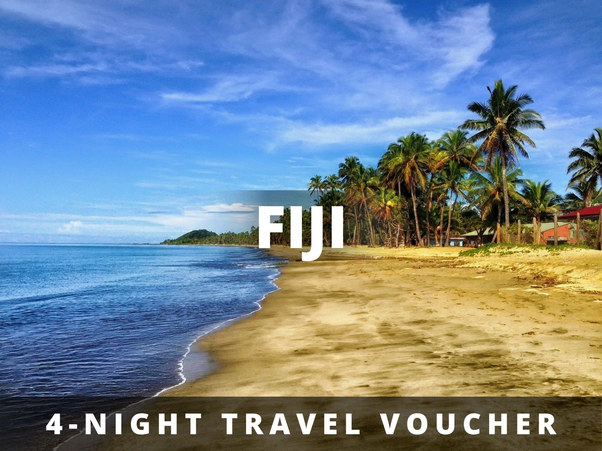 4 Nights in Fiji