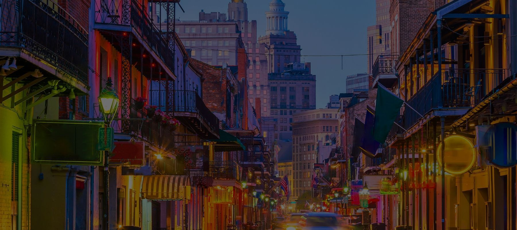 3 Nights in New Orleans