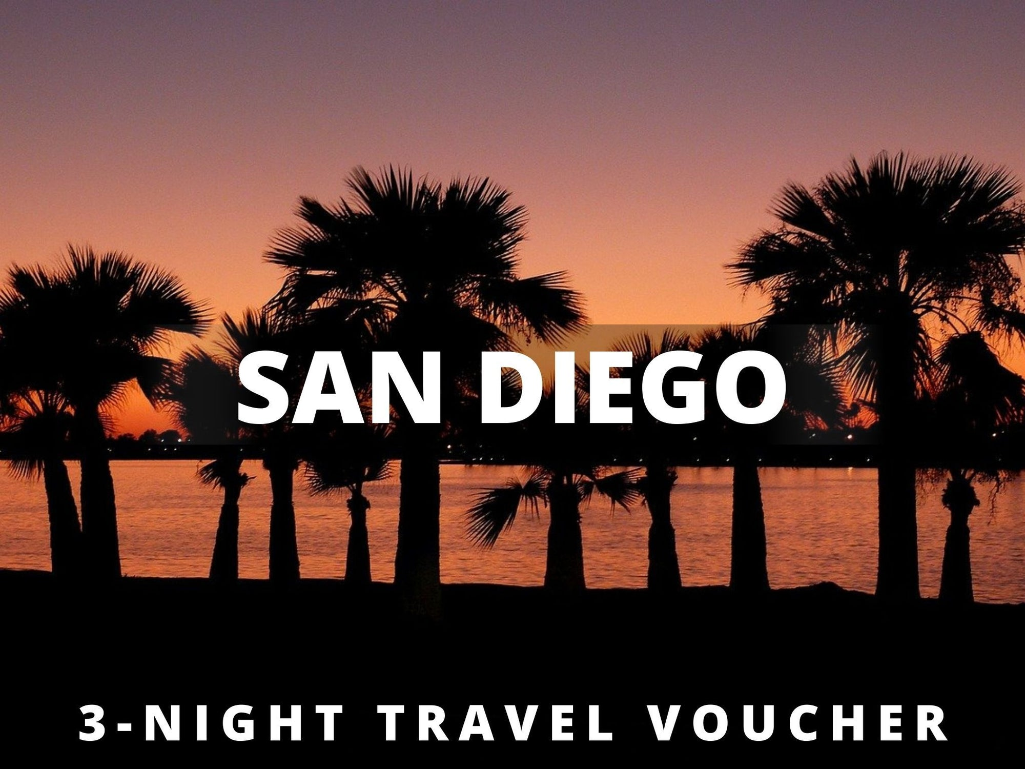 3 Nights in San Diego