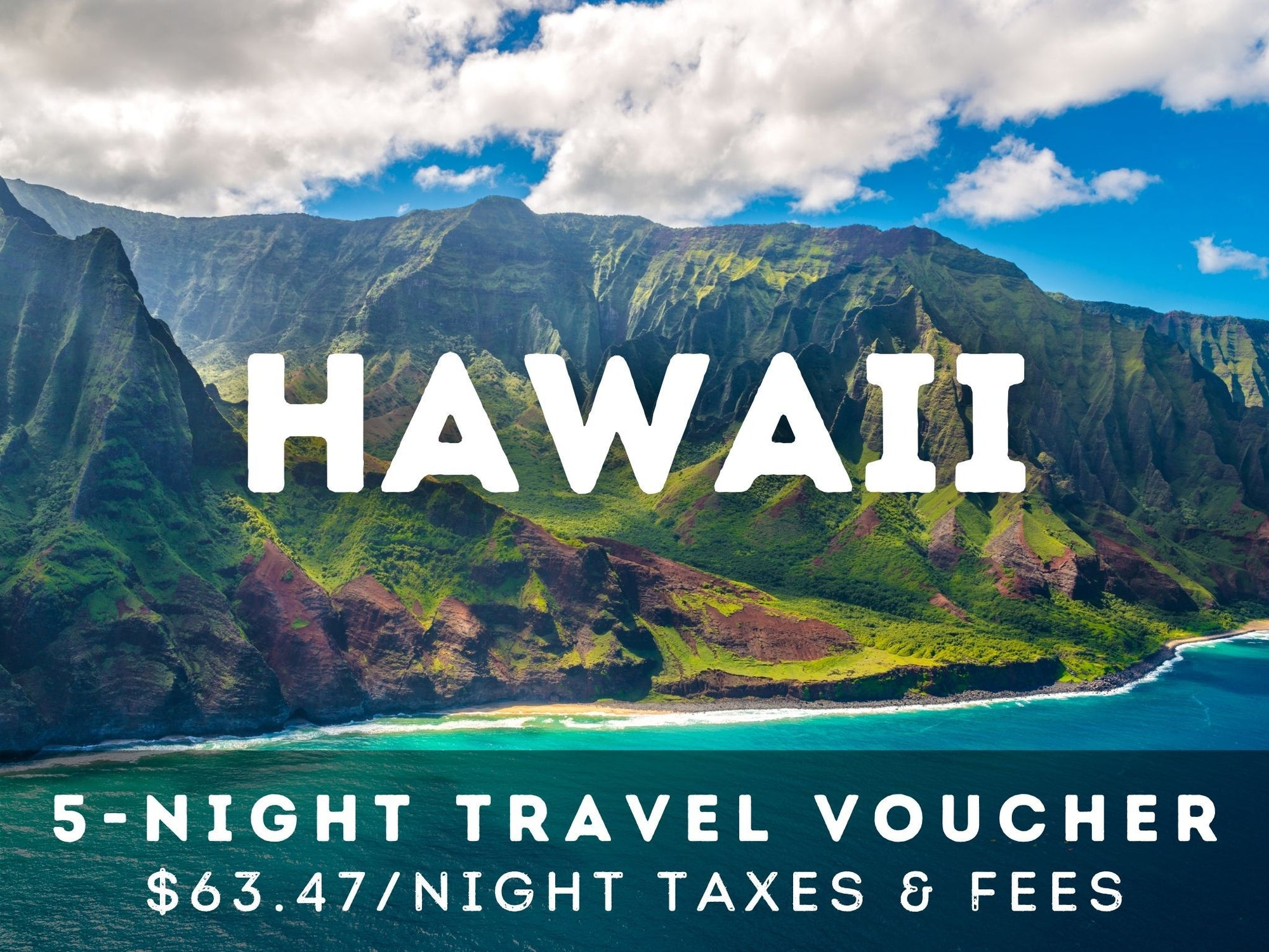5 Nights in Hawaii