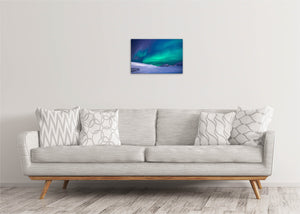 Aurora Borealis Gallery Wrap Canvas