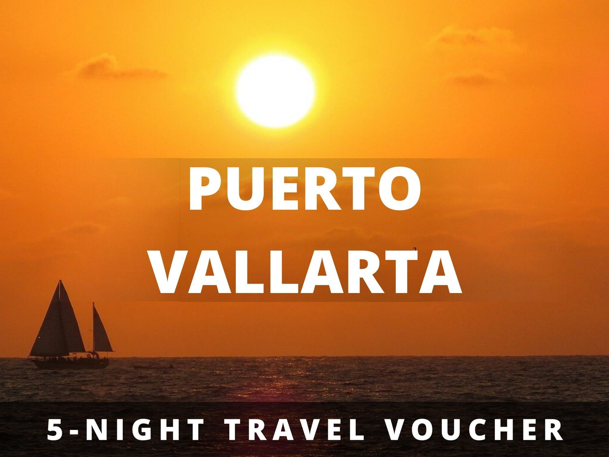 5 Nights in Puerto Vallarta