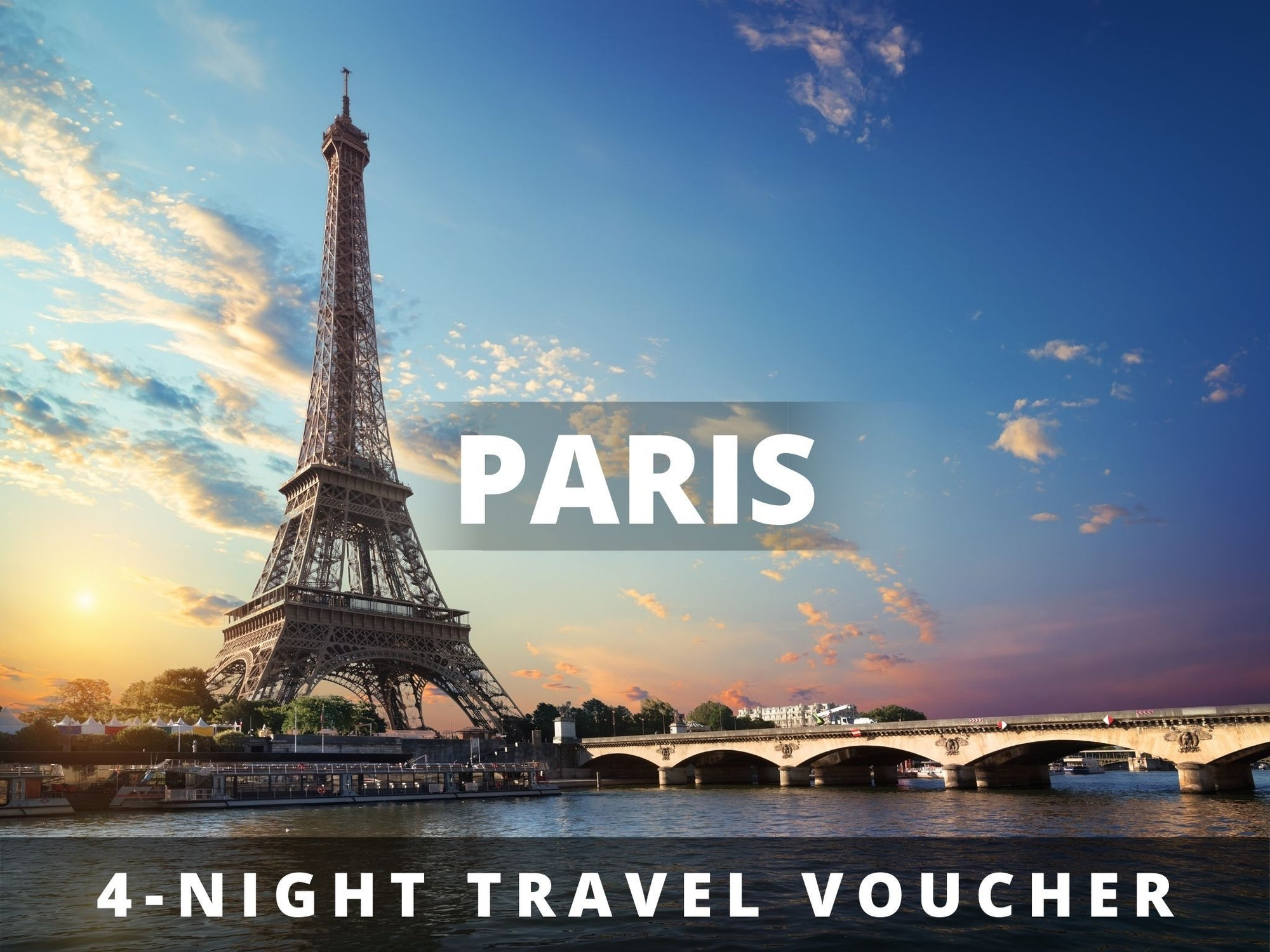 4 Nights in Paris