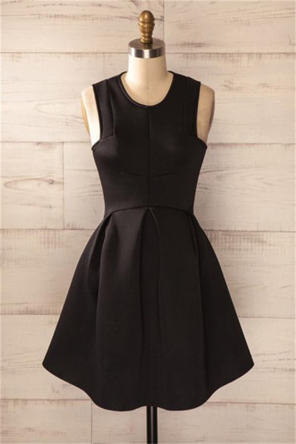 Simple Cocktail Dress