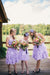 Cute Violet Short Strapless Simple Elegant Bridesmaid Dresses Summer Dresses Z1471