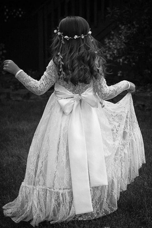 Flower Girl Dresses - Bohogown