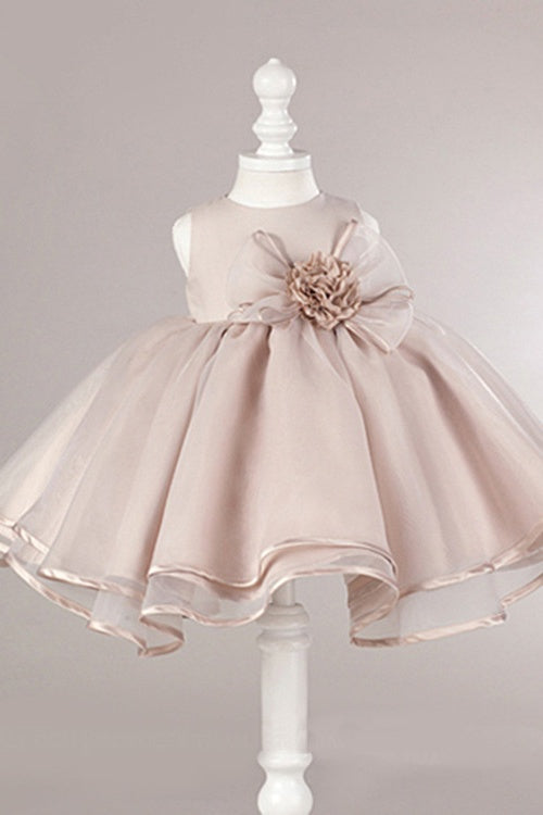 Baby Dresses Simple Ball Gown Flower Girl Dresses Cute Dresses Z1905