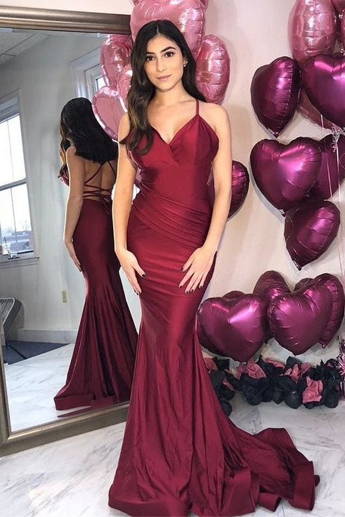 Simple Long Elegant Prom Dresses Beautiful Fashion Dresses Party Dresses M2259