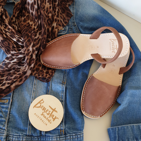 texture styling tips with Benestar Sandals Australia
